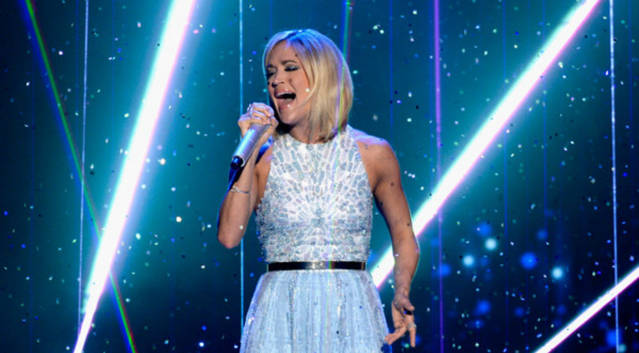 Carrie underwood Songs   Carrie Underwood Fights Back Tears During 'Idol' Finale Performance   Country Music Videos
