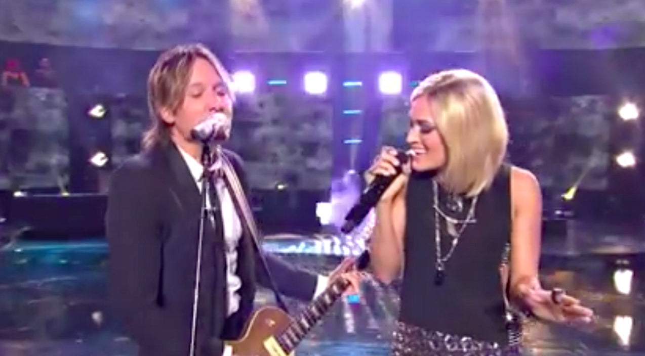 Keith urban Songs | Keith Urban & Carrie Underwood Team Up For Duet During 'Idol' Finale | Country Music Videos