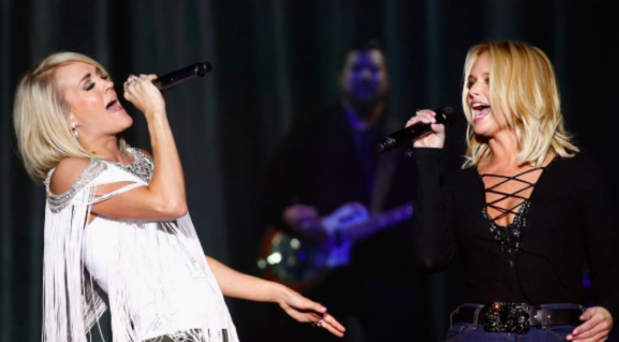 Miranda lambert Songs | [WATCH] Miranda Lambert Joins Carrie Underwood For Surprise Performance At Pre-ACM Concert | Country Music Videos