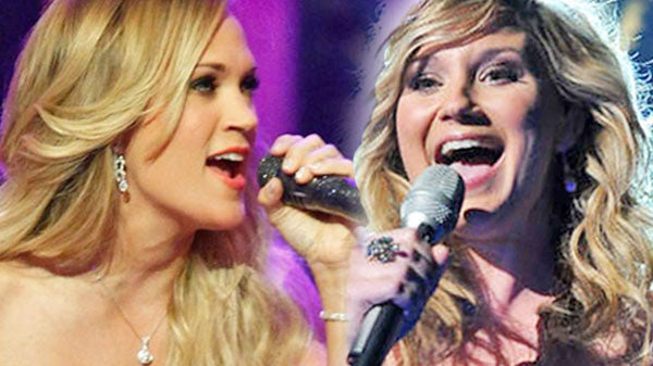 Jennifer nettles Songs | Carrie Underwood & Jennifer Nettles Cover Dolly Parton's