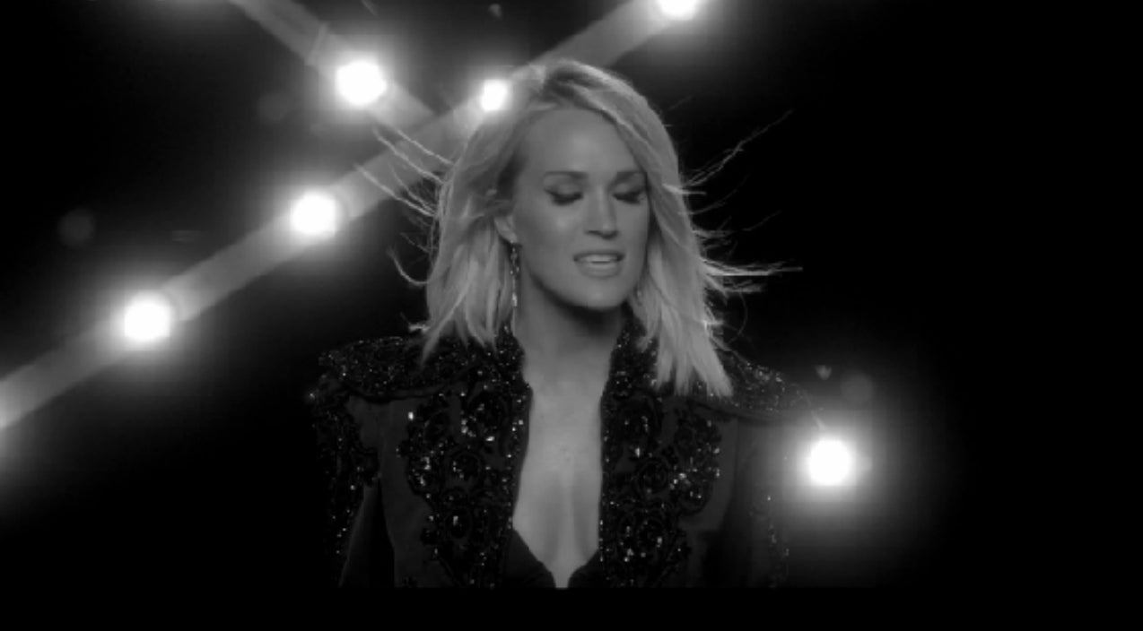 Carrie underwood Songs | Carrie Underwood Smolders In New Video For 'Dirty Laundry' | Country Music Videos