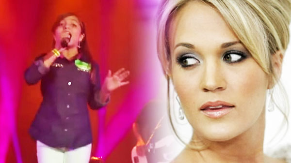 Carrie underwood Songs | Little Girl Shows Up Carrie Underwood Onstage?? (Must-See!) | Country Music Videos