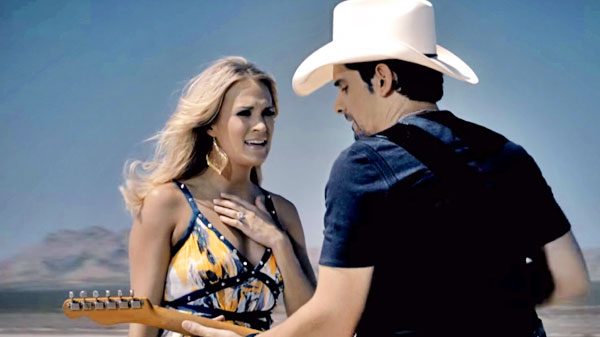 Carrie underwood Songs | Brad Paisley and Carrie Underwood - Remind Me | Country Music Videos
