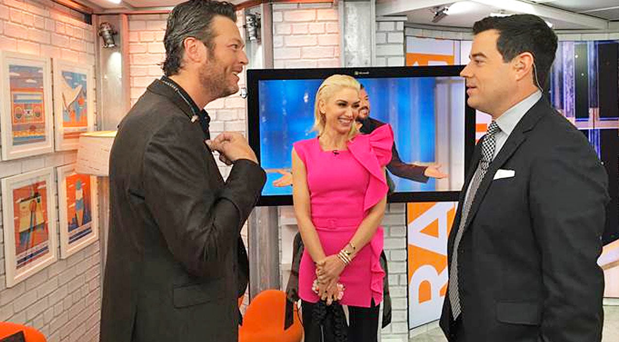 Gwen stefani Songs | Carson Daly Comments On Blake Shelton And Gwen Stefani Dating: 'I Didn't Know' | Country Music Videos
