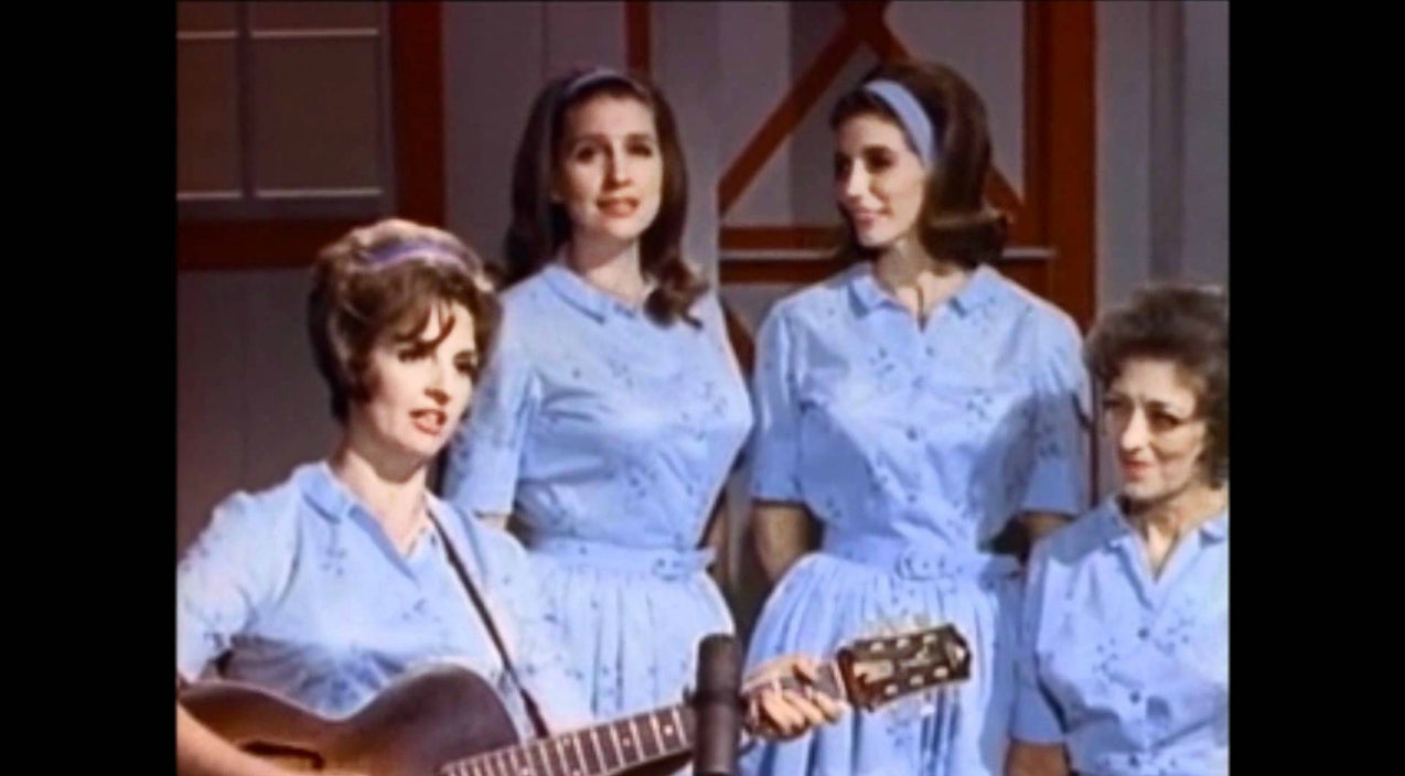 The carter family Songs | June Carter Cash Sings Future Husband's Hit Song