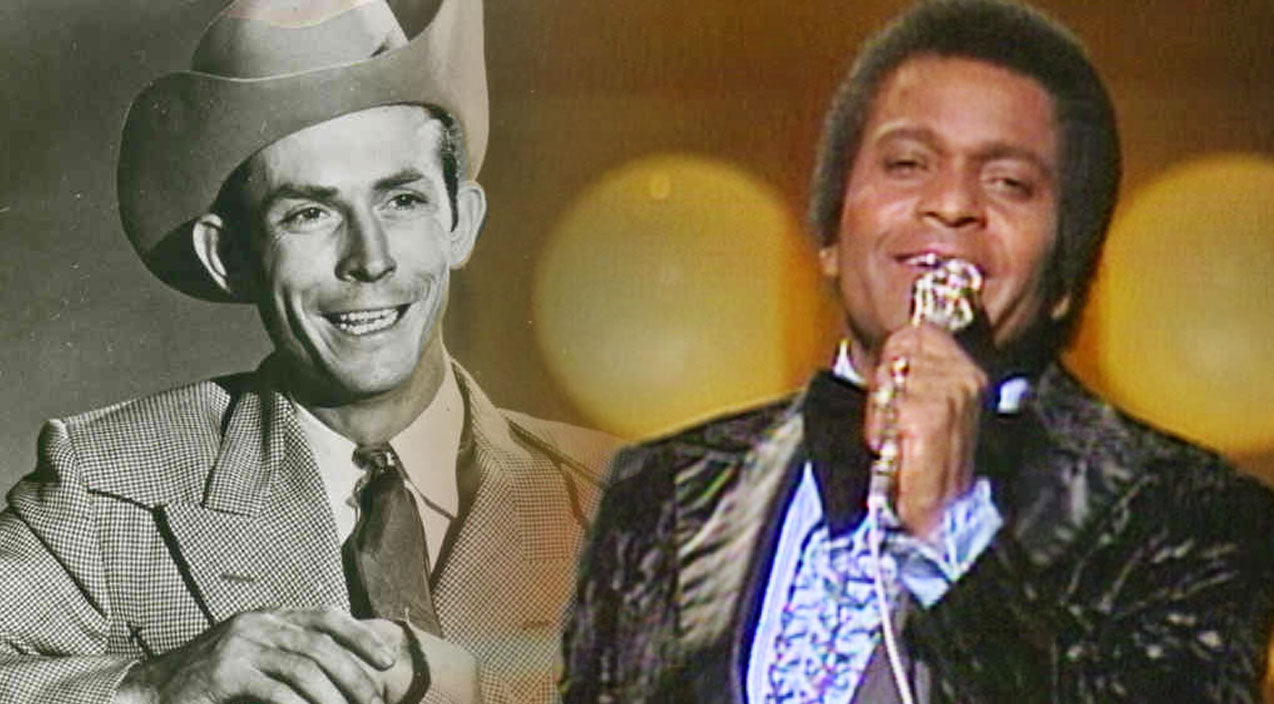 Hank williams Songs | Charley Pride Storms The Charts With Hank Williams Classic, 'Kaw-Liga' | Country Music Videos