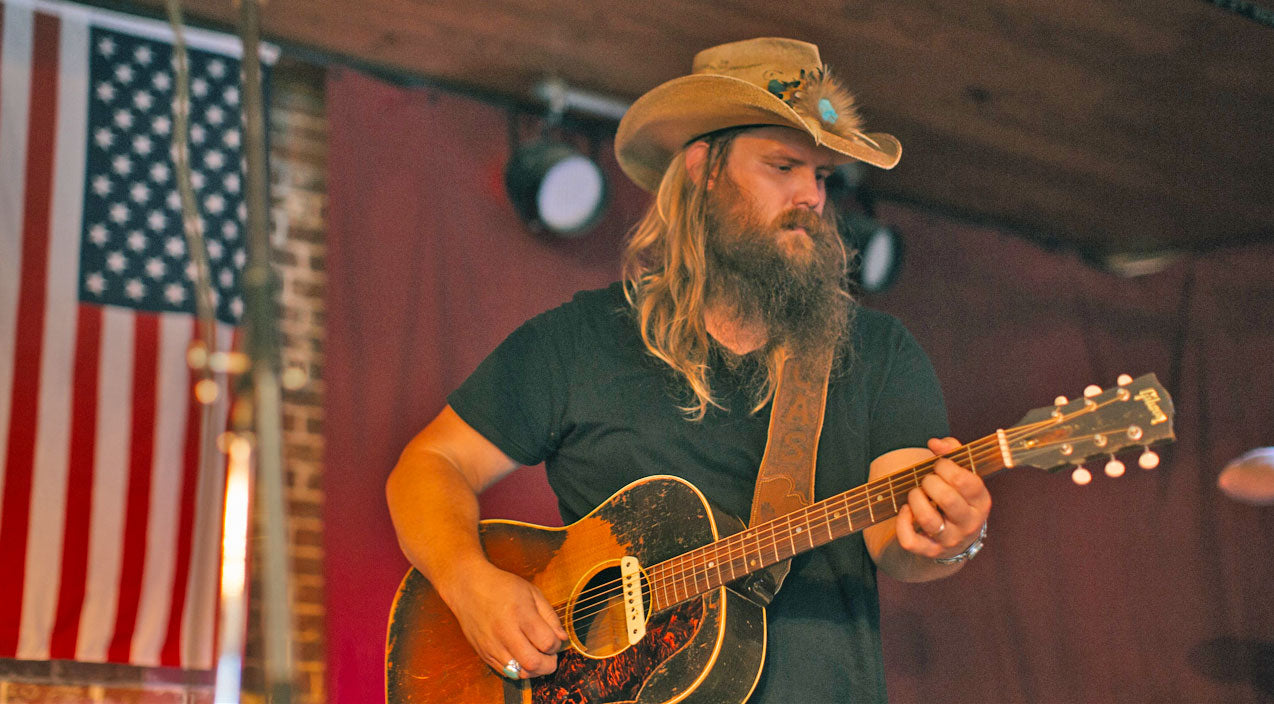 Modern country Songs | Chris Stapleton Delivers Intimate & Passionate 'Traveller' Performance | Country Music Videos