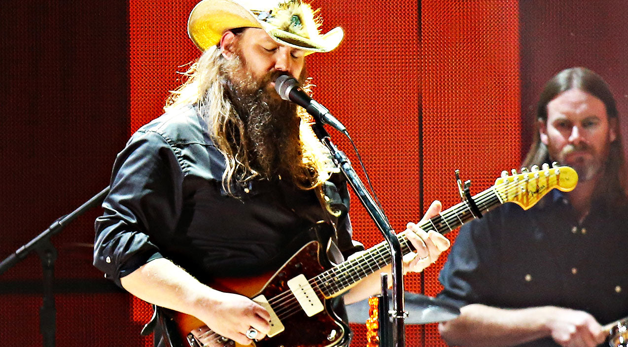 Chris stapleton Songs | For Chris Stapleton, Money Doesn't Hold A Candle To Love - Even If You're A 'Millionaire' | Country Music Videos