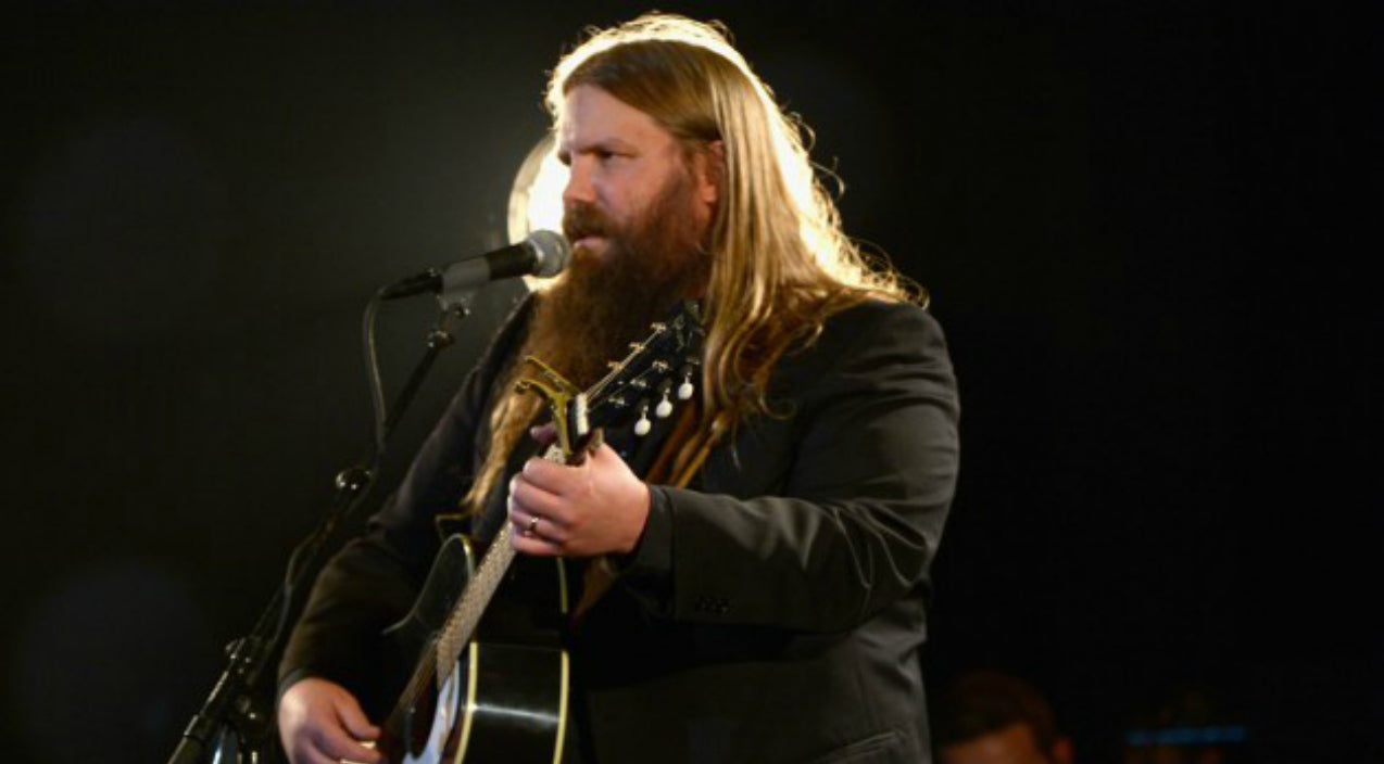 Chris stapleton Songs | Chris Stapleton Pays Tribute To B.B. King With Bluesy Grammy Performance | Country Music Videos