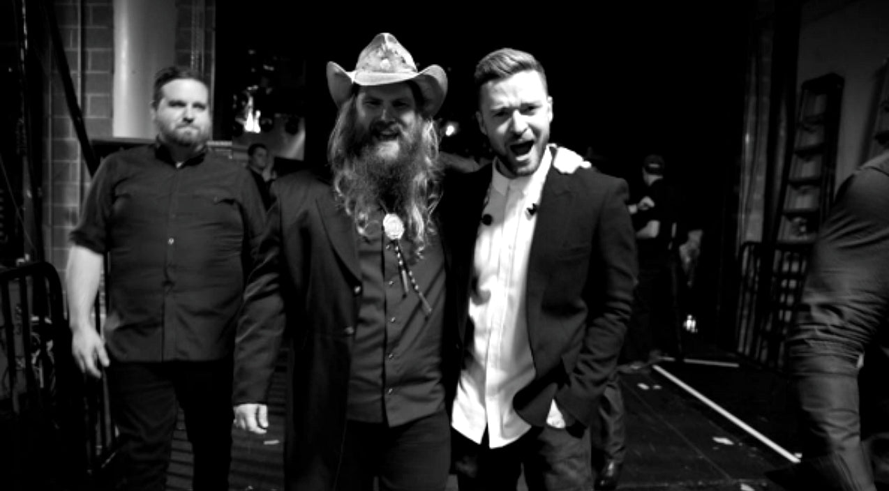 Chris Stapleton Dishes On Friendship With Justin Timberlake | Country Music Videos
