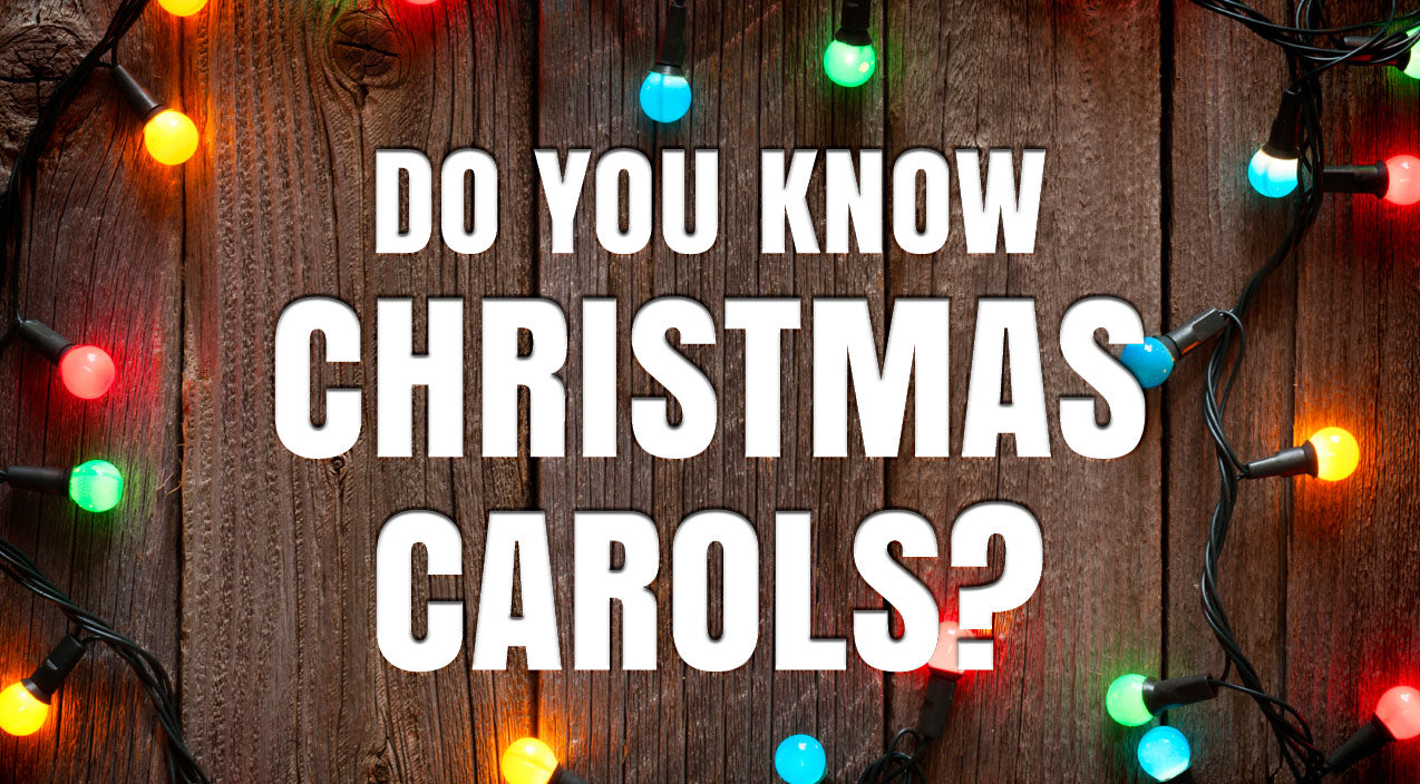 Quiz Songs | Do You Know Christmas Carols? (QUIZ) | Country Music Videos
