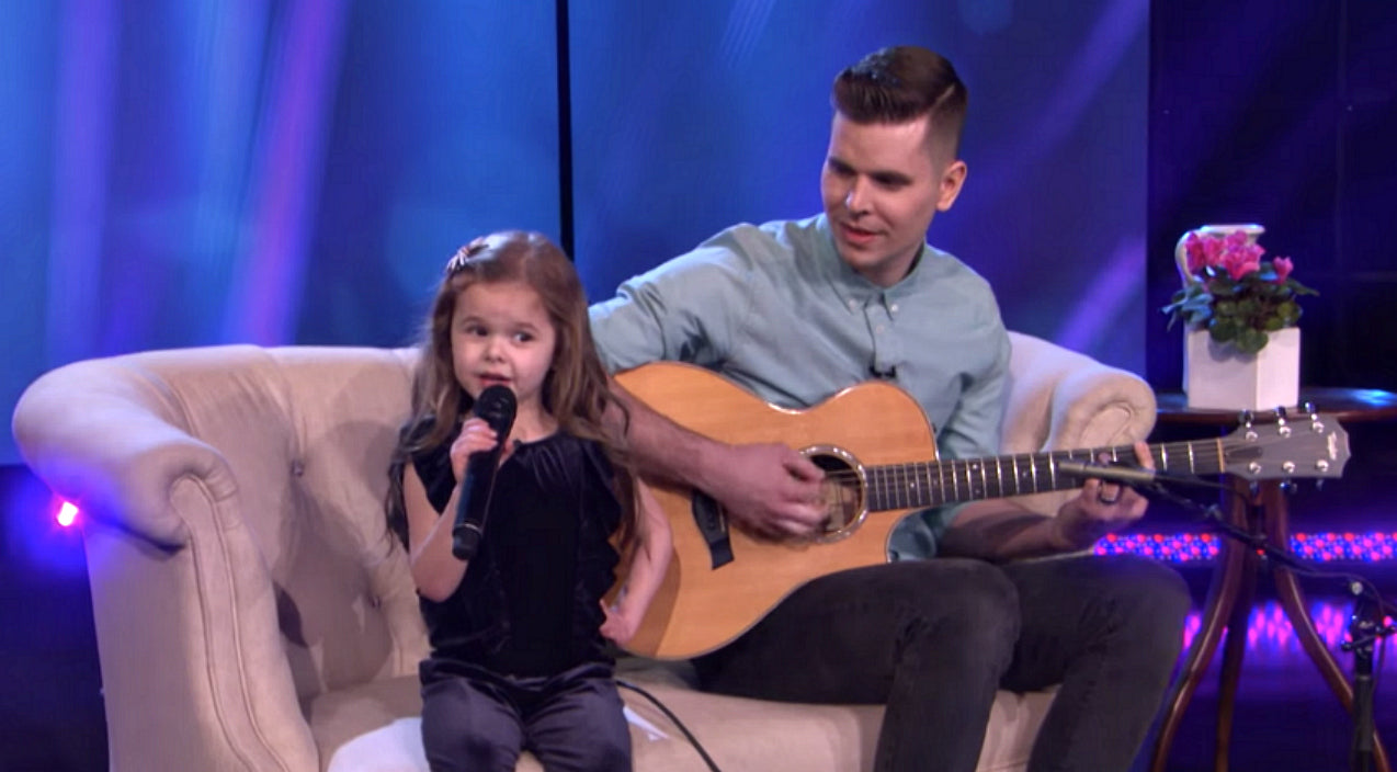 Claire ryann Songs | Viral Father-Daughter Duo Return With Jaw-Dropping Cover Of A Broadway Classic | Country Music Videos