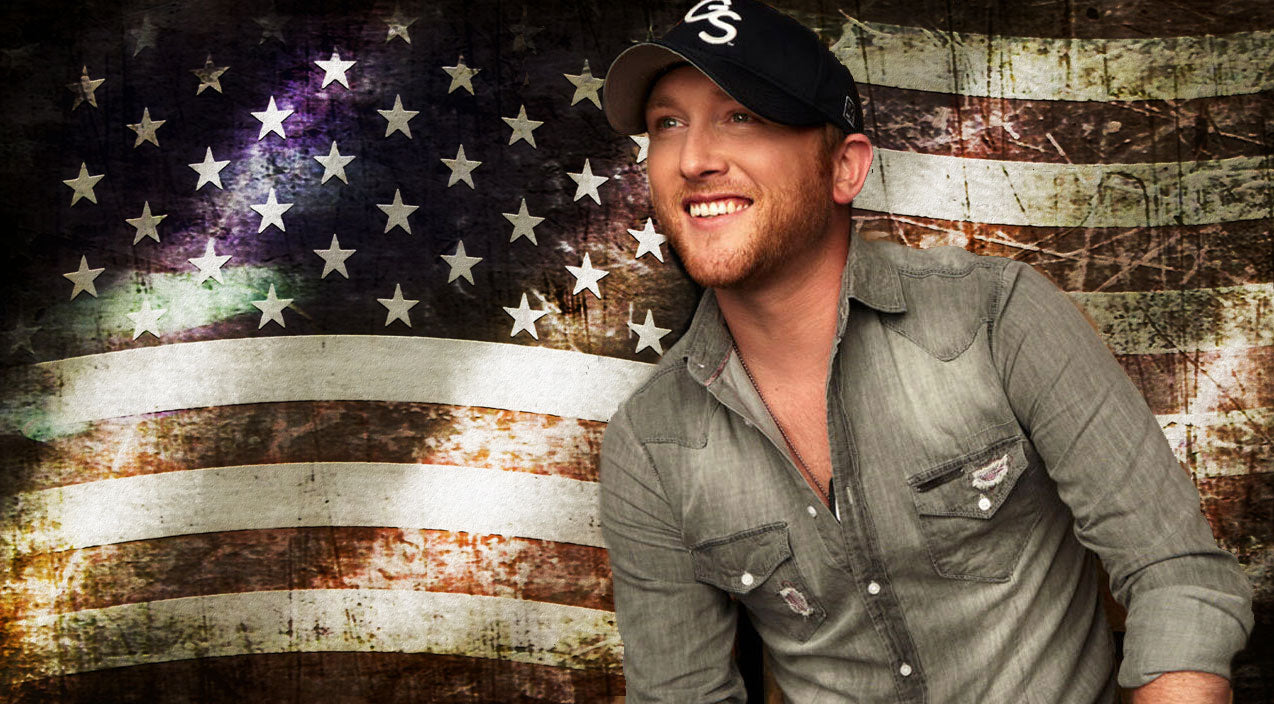 Cole swindell Songs | Cole Swindell Celebrates Veterans Returning Home In 'Ain't Worth The Whiskey' Video | Country Music Videos
