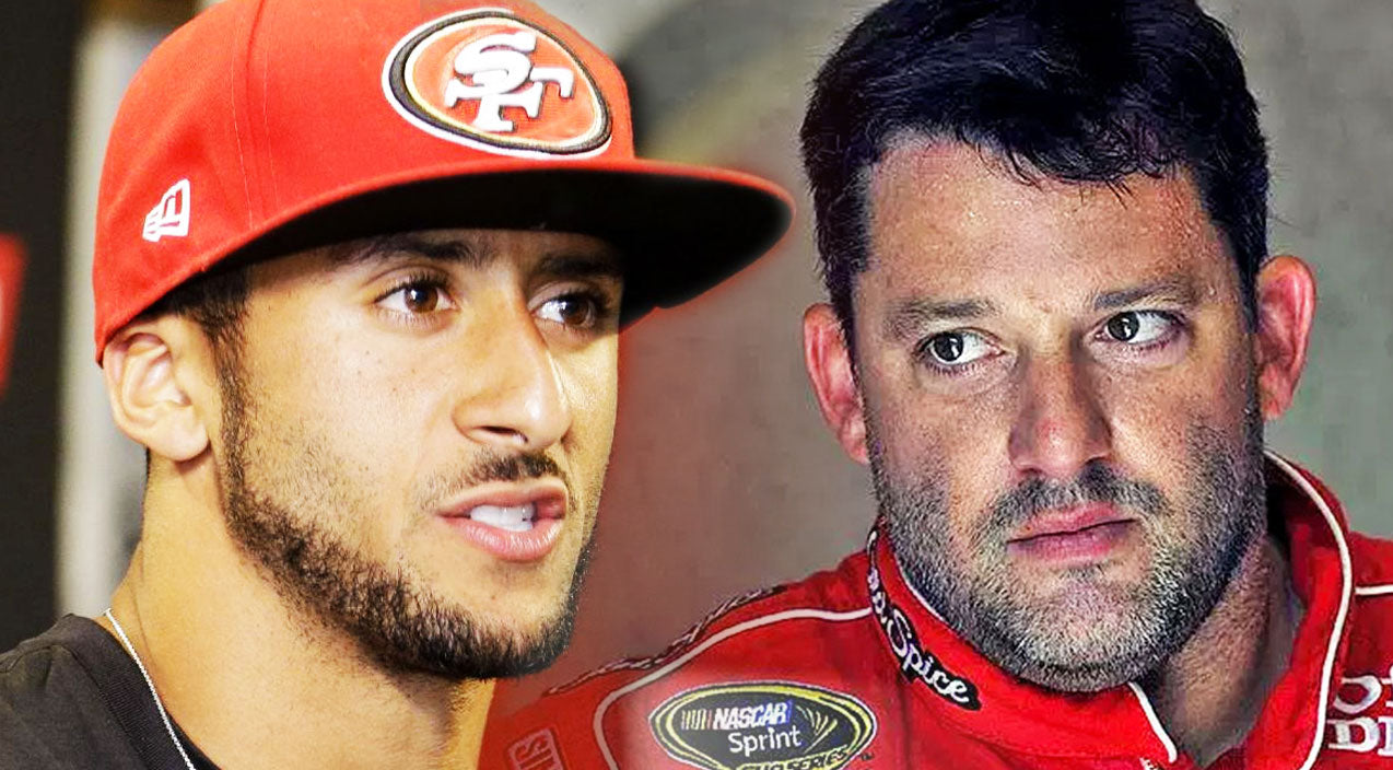 Tony stewart Songs | Tony Stewart Slams Kaepernick Over Police Shootings | Country Music Videos