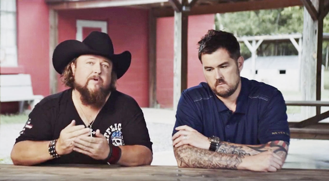 Modern country Songs | Country Star Raises PTSD Awareness With 'Lone Survivor' Marcus Luttrell | Country Music Videos