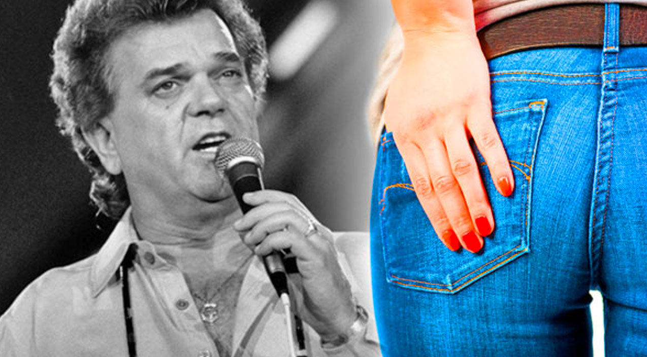 Conway twitty Songs | Conway Twitty - Tight Fittin' Jeans (Live 1992) | Country Music Videos