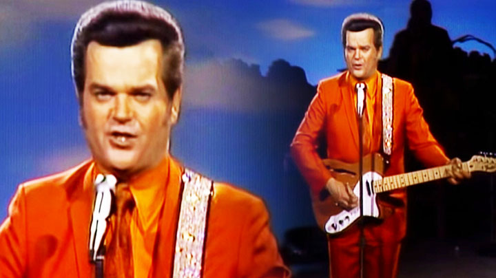Conway twitty Songs | Conway Twitty - Hello Darling (1971) (VIDEO) | Country Music Videos