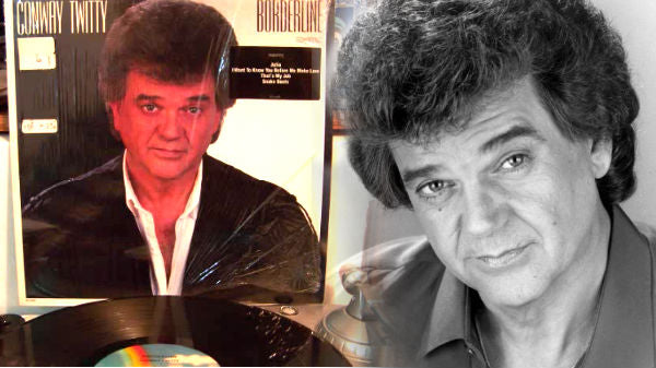 Conway twitty Songs | Conway Twitty - Fifteen To Forty-Three | Country Music Videos