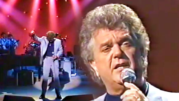 Conway twitty Songs | Conway Twitty - Fit To Be Tied Down and Goodbye Time (Live 1992) | Country Music Videos