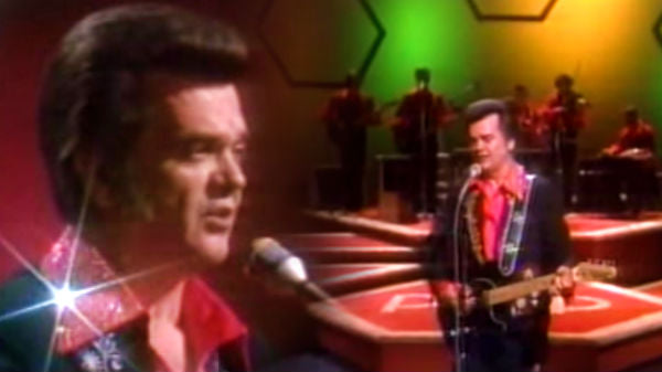 Conway twitty Songs | Conway Twitty - Georgia Keeps Pulling On My Ring (VIDEO) | Country Music Videos