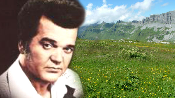 Alan jackson Songs | Conway Twitty - Green Green Grass Of Home (VIDEO) | Country Music Videos