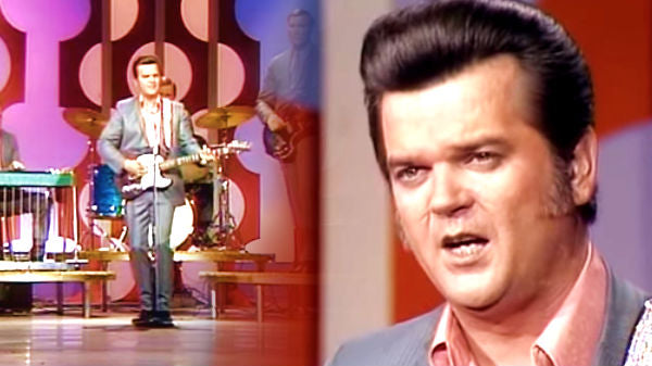 Conway twitty Songs | Conway Twitty - Hello Darlin' (Live The Johnny Cash TV Show 1971) | Country Music Videos