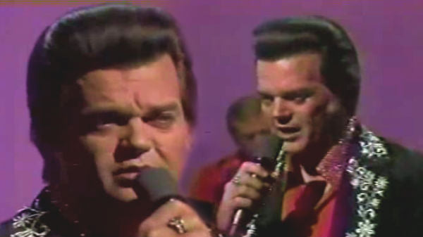 Conway twitty Songs | Conway Twitty - It's Only Make Believe (Live) (WATCH) | Country Music Videos