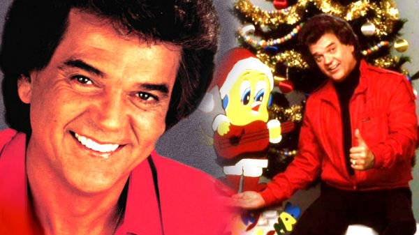 Conway twitty Songs | Conway Twitty - Nine Little Reindeer (WATCH) | Country Music Videos