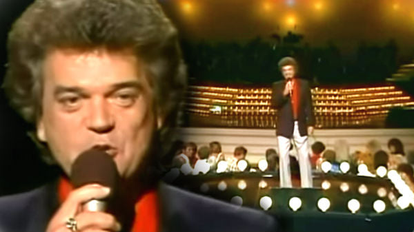 Conway twitty Songs | Conway Twitty - Slow Hand (Live 1982) (VIDEO) | Country Music Videos