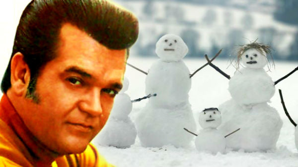 Conway twitty Songs | Conway Twitty - Snow For Johnny | Country Music Videos