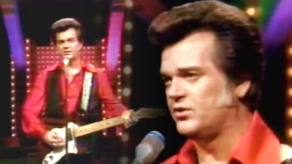 Conway twitty Songs | Conway Twitty -  The  Games That Daddies Play | Country Music Videos