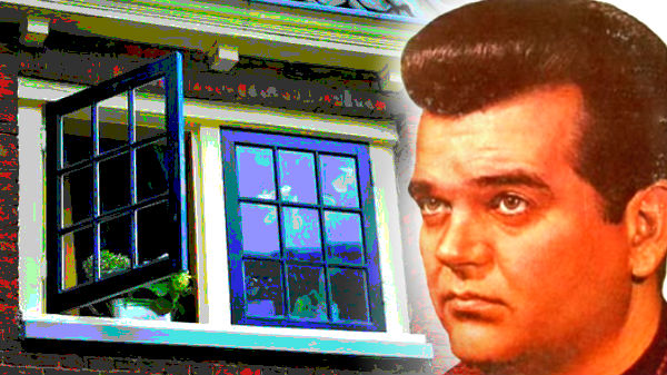 Conway twitty Songs | Conway Twitty - The Window Up Above | Country Music Videos