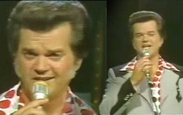 Conway twitty Songs | Conway Twitty - This Time I've Hurt Her More | Country Music Videos