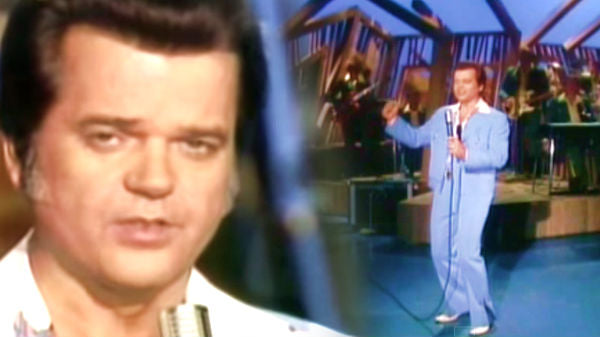 Conway twitty Songs | Conway Twitty - Touch the Hand (Live on Hee Haw 1975) | Country Music Videos
