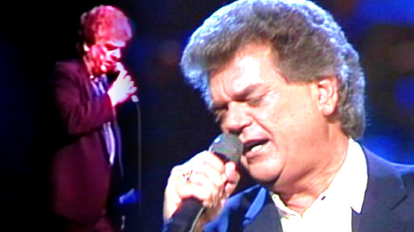 Conway twitty Songs | Conway Twitty - You've Never Been This Far Before (1992 Live) | Country Music Videos