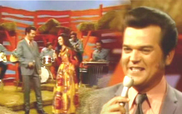 Loretta lynn Songs | Conway Twitty and Loretta Lynn - Pickin' Wild Mountain Berries | Country Music Videos