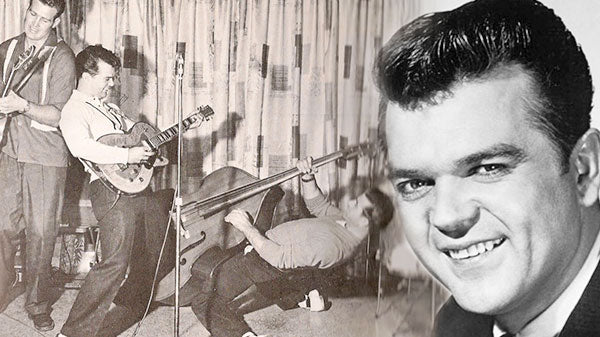 Conway twitty Songs | Conway Twitty - Double Talk Baby | Country Music Videos