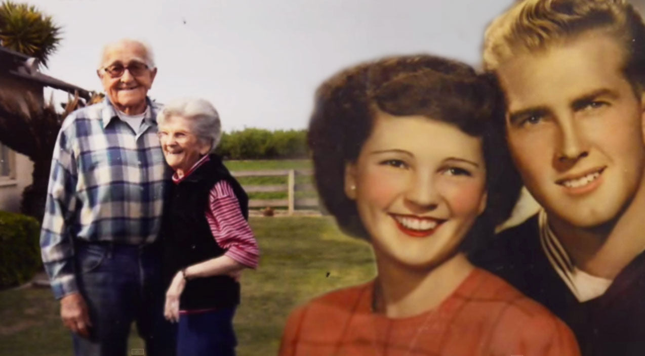 Couple Dies Side By Side After 67 Years Of Marriage (WATCH) | Country Music Videos
