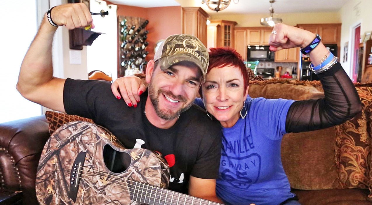 Craig campbell Songs | Craig Campbell Writes Inspiring Song With Cancer Survivor | Country Music Videos