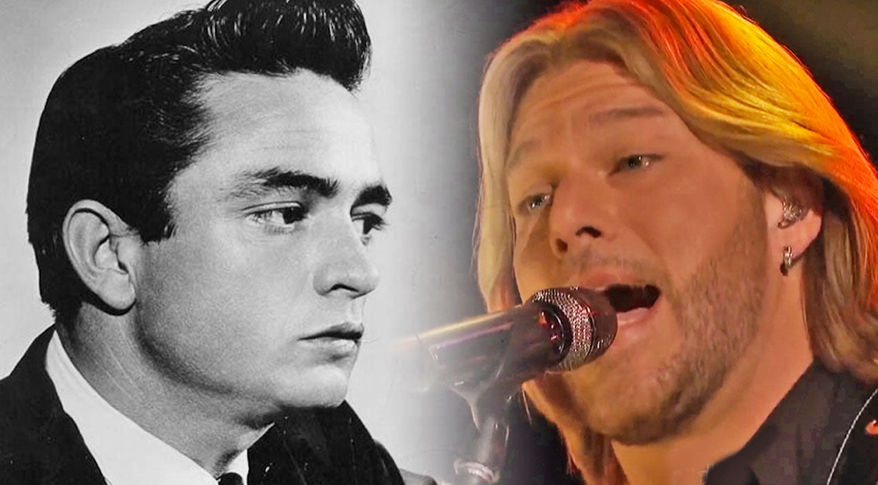Johnny cash Songs | Craig Wayne Boyd Stuns With Emotional Johnny Cash Tribute (Impressive!) (VIDEO) | Country Music Videos