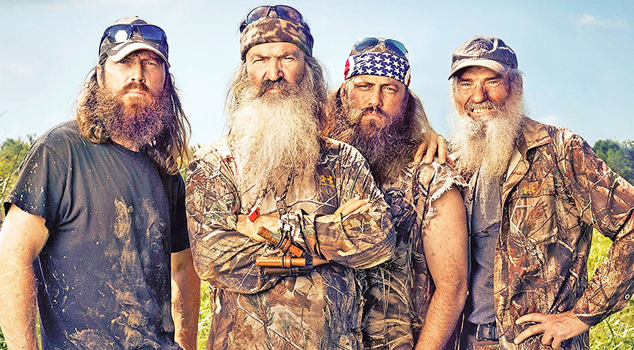 Willie robertson Songs   'Duck Dynasty' Star Gets His Own Fox News Show   Country Music Videos