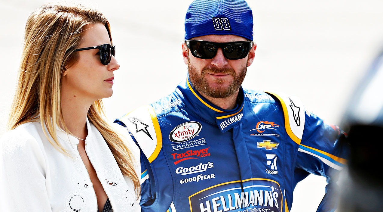 Nascar Songs | Dale Jr. Reveals His True Feelings About His Wife Driving The Pace Car | Country Music Videos