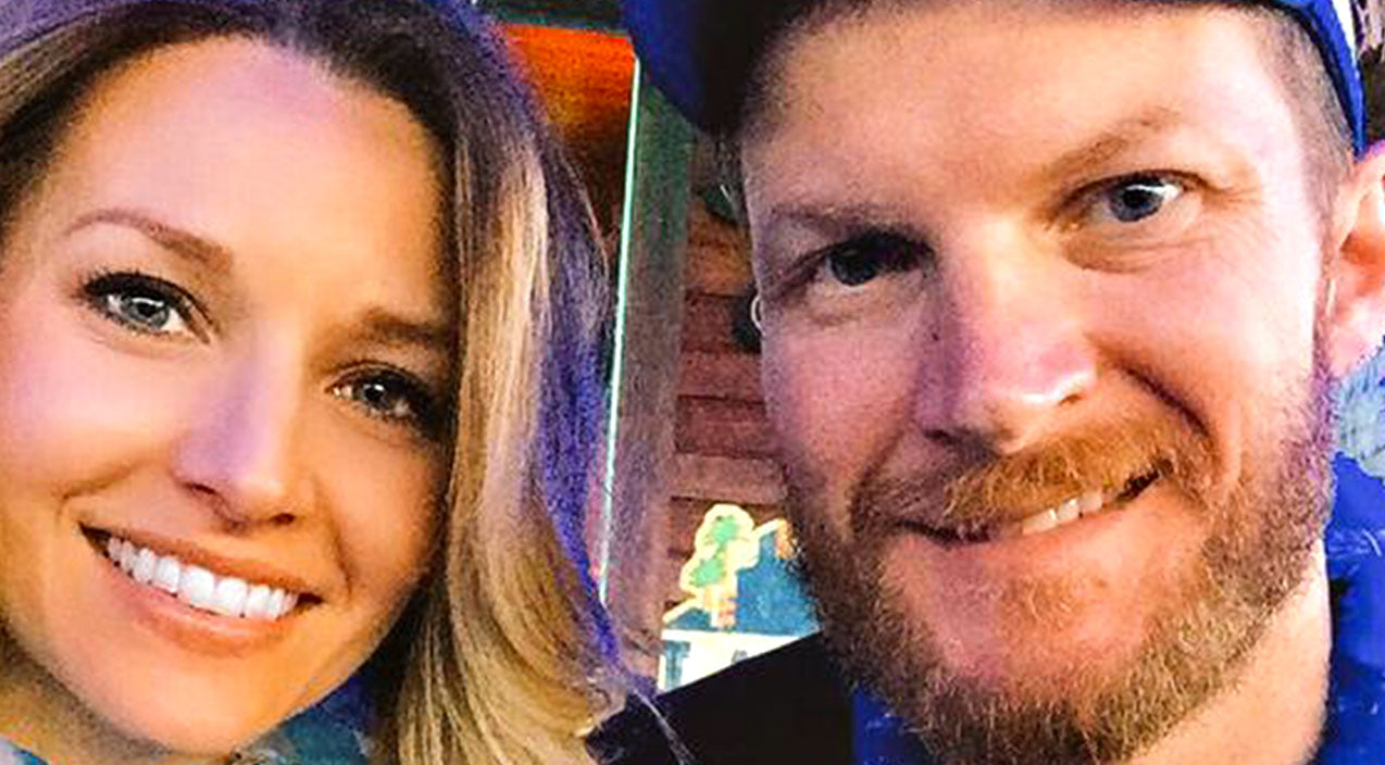 Nascar Songs | Dale Jr.'s Honeymoon Photos Prove He's On Cloud 9 | Country Music Videos