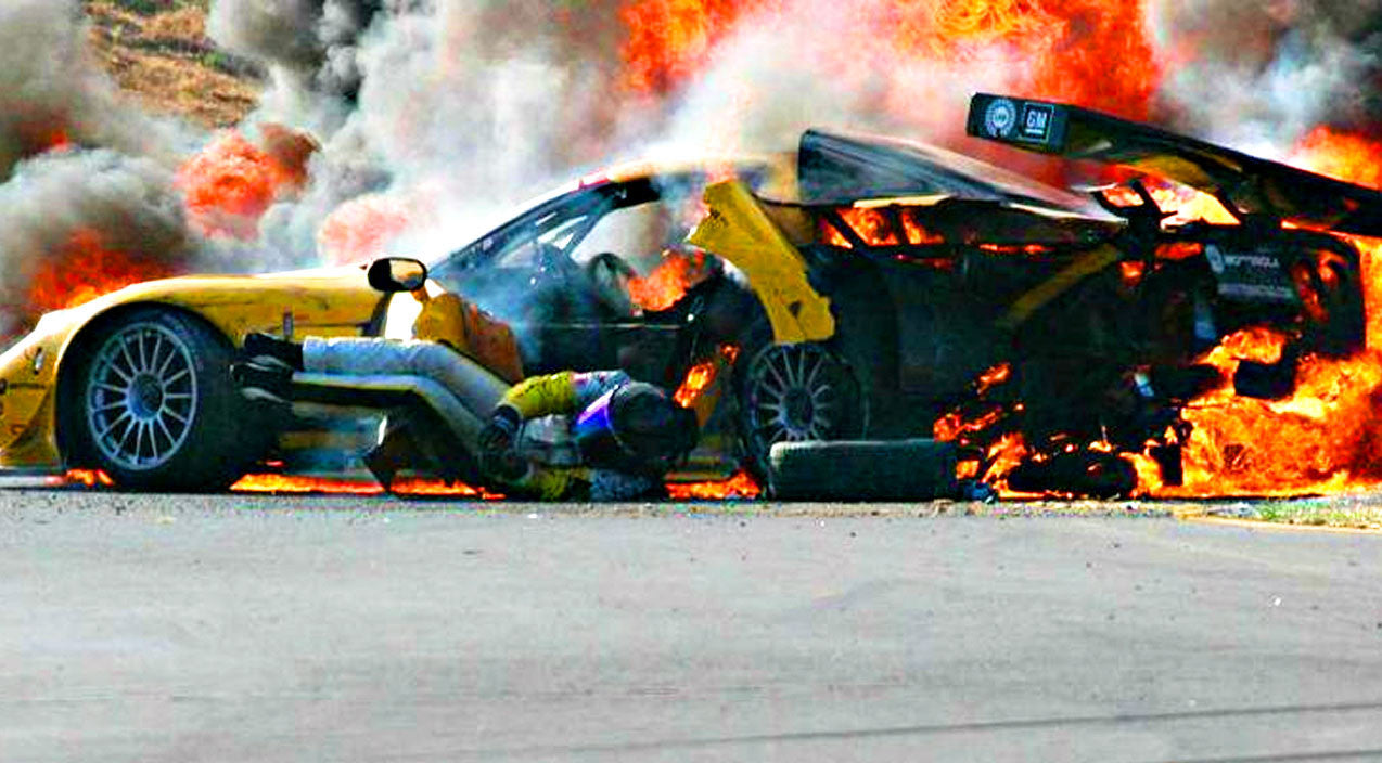 Race Car Jackets >> Dale Jr. Relives Fiery Crash That Left Him Hospitalized | Country Rebel