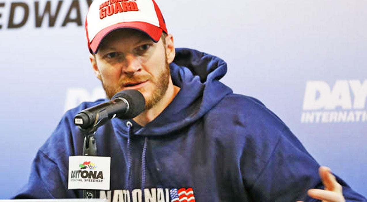 Nascar Songs | Dale Jr. Finally Responds To Richard Petty Saying He Should Retire | Country Music Videos