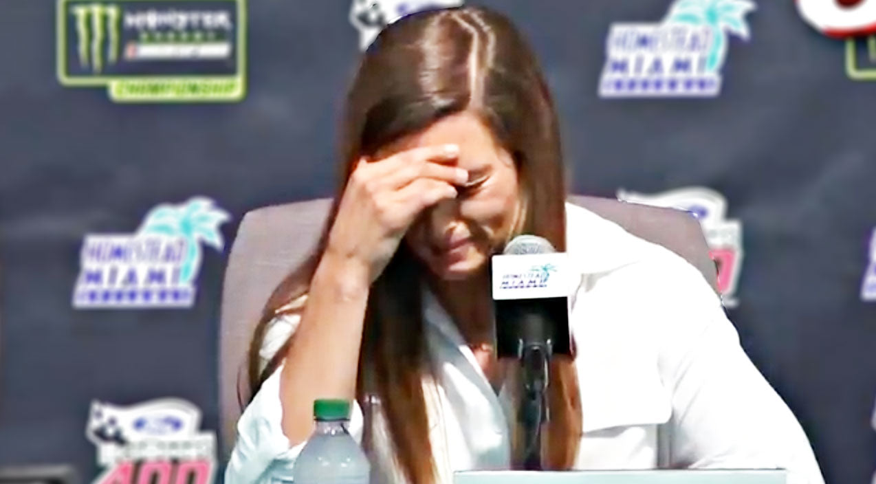 Nascar Songs | Danica Patrick Breaks Down In Tears As She Ends Career | Country Music Videos