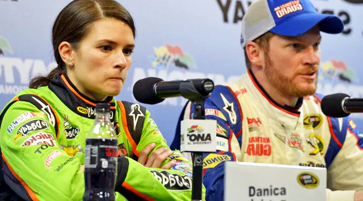 Tony stewart Songs | After $70K In Fines, Danica Patrick Is Mad At NASCAR | Country Music Videos
