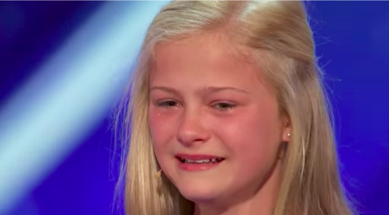 America's got talent Songs | 12-Year Old Brought To Tears By Judge's Response To Her 'America's Got Talent' Performance | Country Music Videos