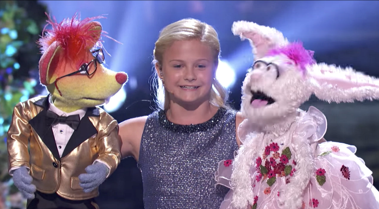 America's got talent Songs | Ventriloquist Darci Lynne Farmer Pulls Off Seemingly Impossible Duet Routine | Country Music Videos