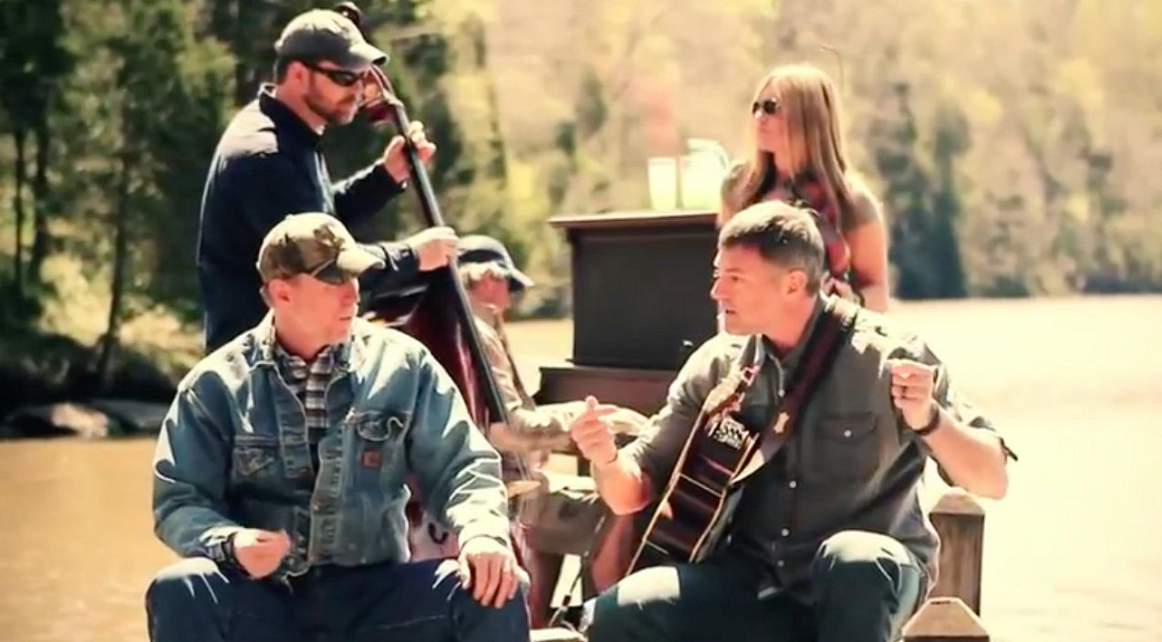 Darryl worley Songs | Country Star Sings Toe-Tapping Rendition Of 'Andy Griffith Show' Theme Song | Country Music Videos